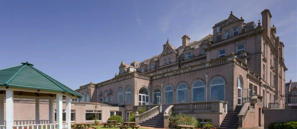 The Hotel Victoria