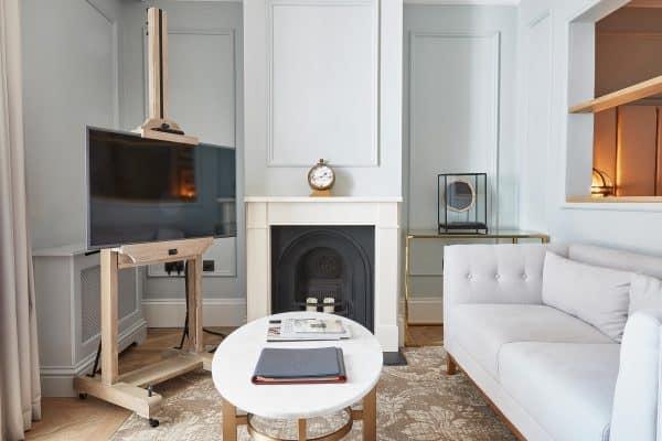 Lympstone Manor Tern Grand Estuary Suite