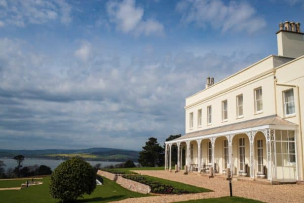 Lympstone Manor - Case study