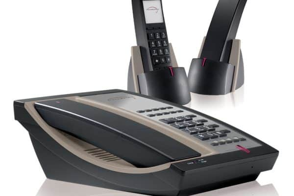 Telematrix 9600 MWD5 DECT - Black/ Gray