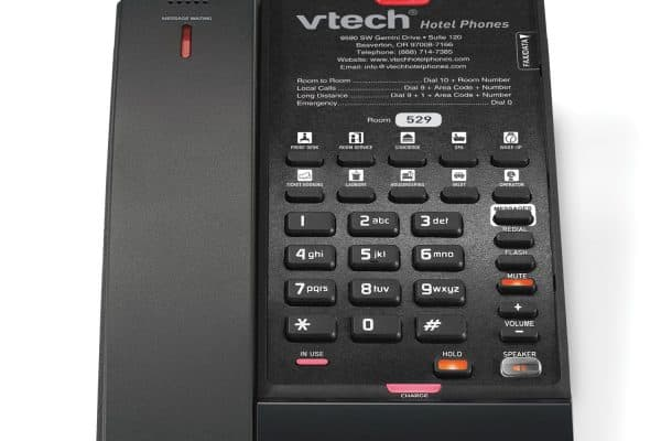 VTech CTM-A2411 - MB - Front