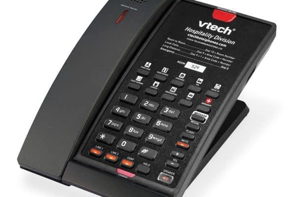 VTech CTM-A2421 - Matte Black