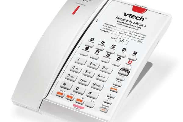 VTech CTM-S2421 - Silver & Pearl