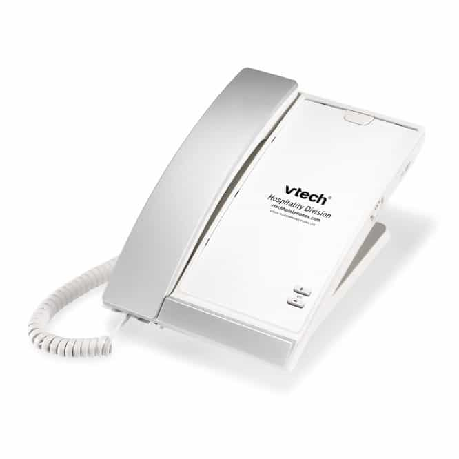 VTech A2100 - Silver & Pearl