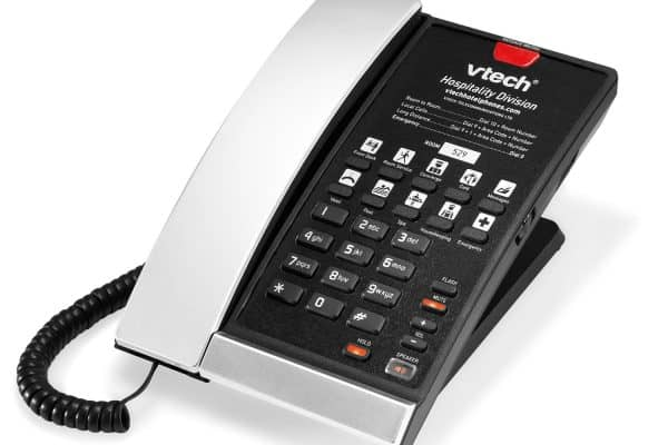 VTech A2210 - Silver & Black