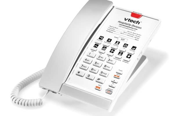 VTech A2210 - Silver & Pearl