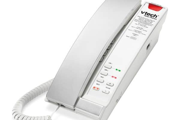VTech A2321 - Silver & Pearl