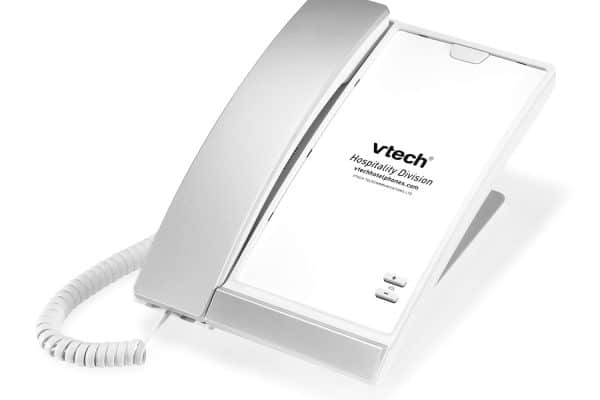 VTech S2100 - Silver & Pearl