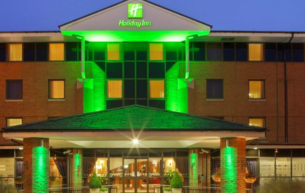 Holiday Inn Nottingham - Case study