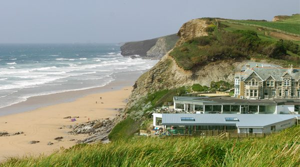 Watergate Bay Hotel - Case study