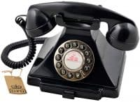 GPO Carrington Classic Retro Telephone