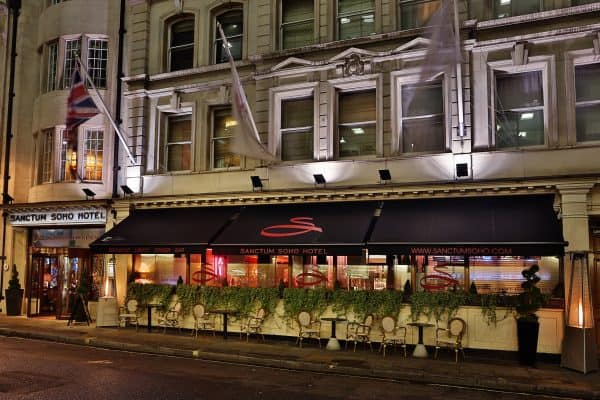 The Karma Sanctum Soho Hotel - Case study